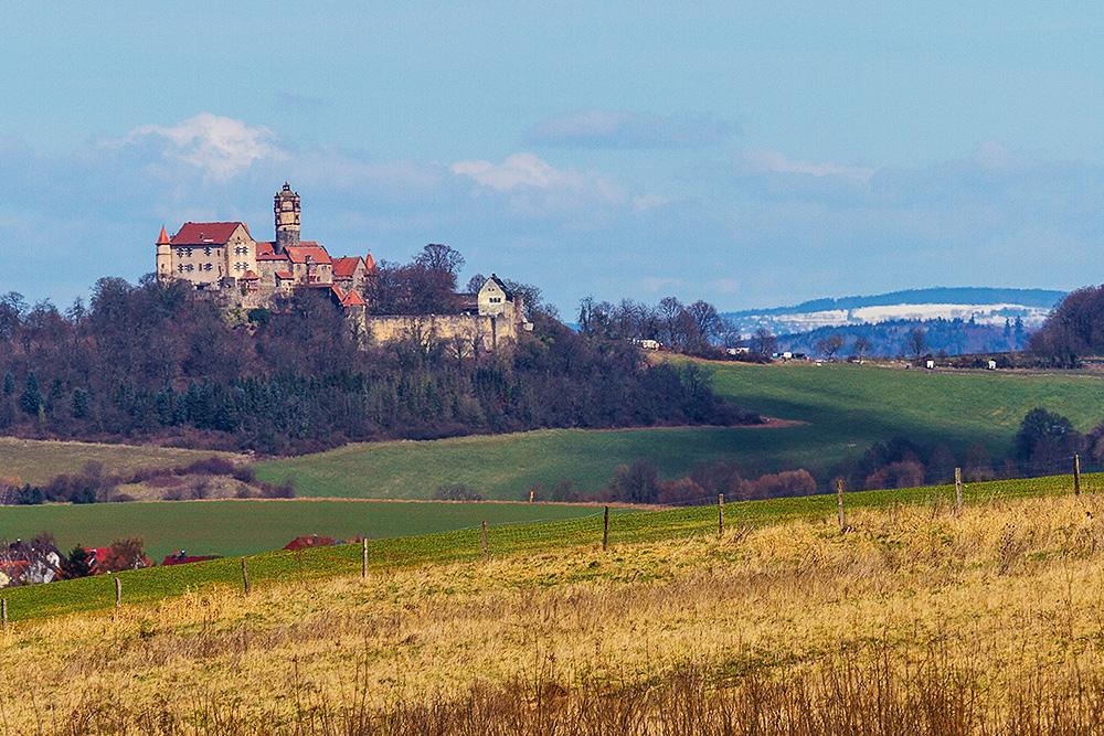 Zur Galerie Burg Ronneburg
